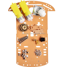 <span class=keywords><strong>2WD</strong></span> Smart Robot Car Chassis Kit Speed Encoder Batterij Box <span class=keywords><strong>2WD</strong></span>