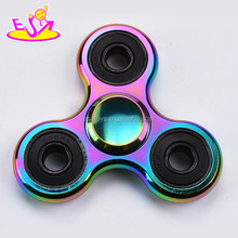 Creative adult EDC Anti-Stress fidget spinner metal wind spinners W01A232