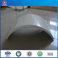 High quality curved aluminum panel for ceiling