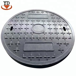 Light weight frp composite resin manhole cover for street