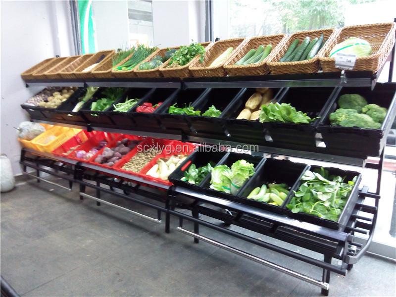 diy for ideas kitchen your food storage produce shelf rack