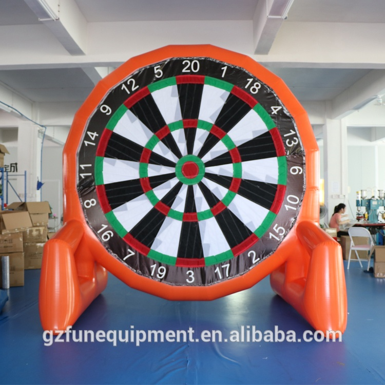 inflatable darts board