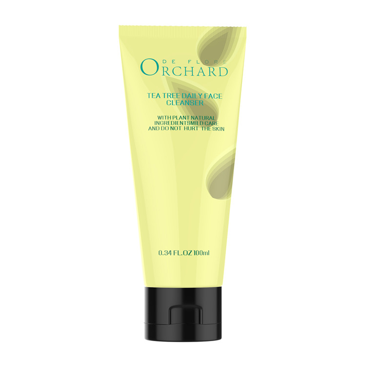OEM Facial Foam Cleanser Skin Whitening Face Cleanser