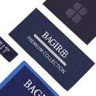 Clothing Labels High Quality Factory Cheap Eco-friendly Clothing Labels Woven Label