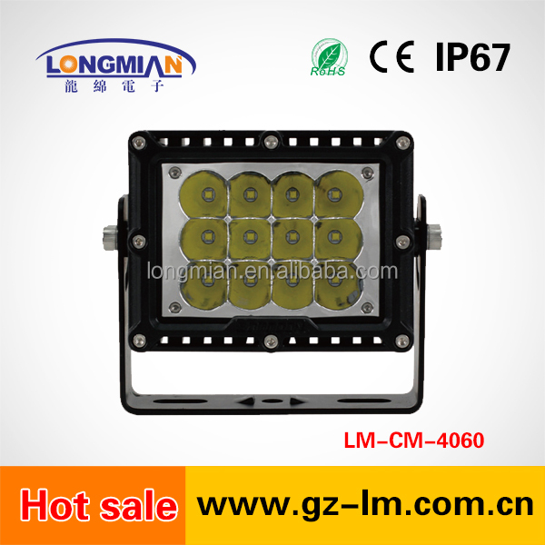 Led Working Lamp 100w for heavy duty for engine for auxiliary lighting