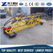 Hot sale mini asphalt Concrete paver machine factory