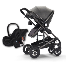 Luxury Safe 싼 Baby Srollers 부 3 in 1 Luxury Dolls Pram Baby <span class=keywords><strong>유모차</strong></span> 2018 China 콘트롤러 Baby, <span class=keywords><strong>유모차</strong></span> 3in1