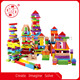 Ultimate Play Wooden Building Blocks 204pcs ASTM
