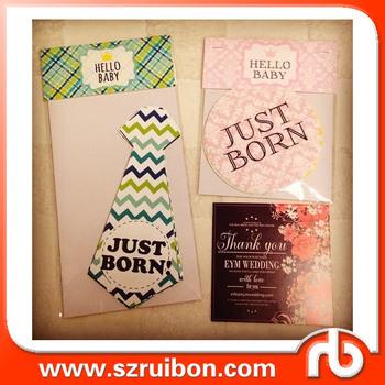 Newborn Baby Crafts Gifts Hello Baby Sticker Baby Shower Gift Buy