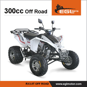 300cc OFF ROAD EEC ATV 4 WHEEL MOTORCYCLE FOR RACE