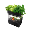 Plant new arrivals acrylic fish farming tank Water Garden Fish Bowl Aquarium Tank aquarium hydroponics hot best seller