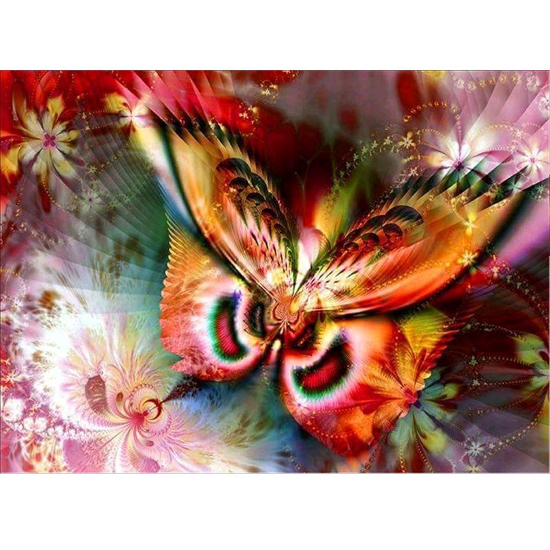 grossiste peintures papillons acheter les meilleurs peintures papillons lots de la chine. Black Bedroom Furniture Sets. Home Design Ideas