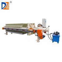 DZ Automatic Filter Press that has Large Quality of Filter Plate