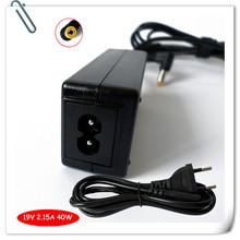 New 19V 2.15A AC Adapter For Acer Mini PC 11.6′ Netbook Charger Power Supply 40w laptops with free shipping caderno carregador