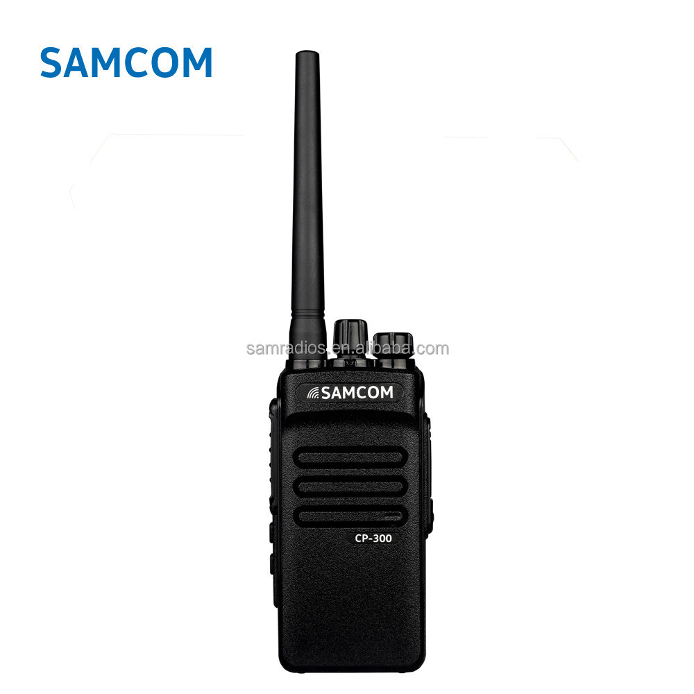 SAMCOM Profesional wireless walkie talkie intercom system CP-300