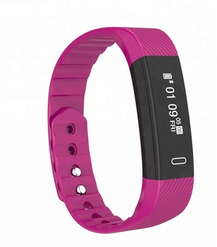 Very Fit App Id115 Smart Bracelet With G-sensor And Vibrating Motor Fitness  Tracker Smart Bracelet - Buy Mart Bracelet With G-sensor And Vibrating