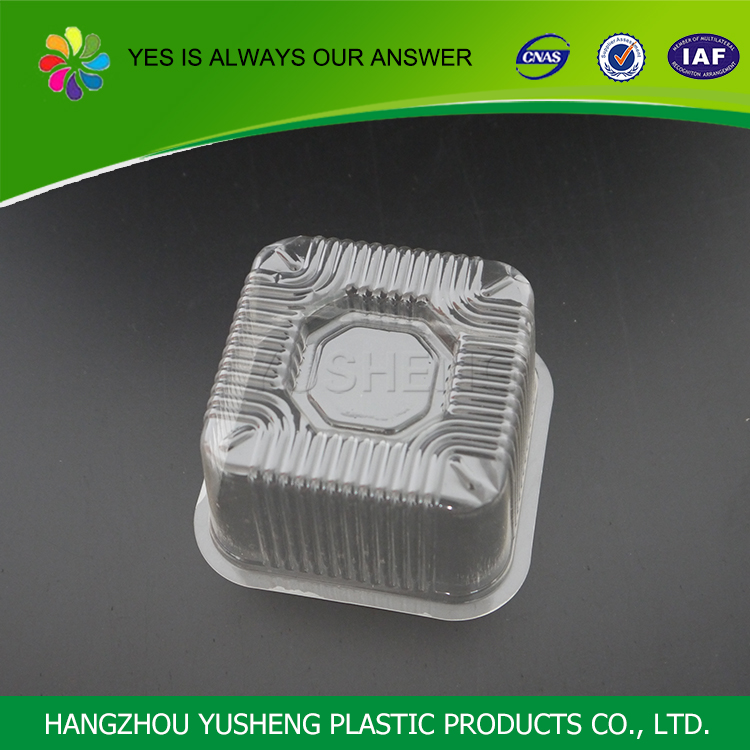 Latest design environmental disposable snack tray