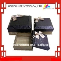2012 mens silk ties packing boxes