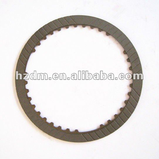 Automobile Paper Based Clutch Friction Plate