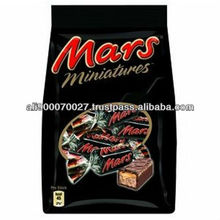Mars bars Miniatures in bag