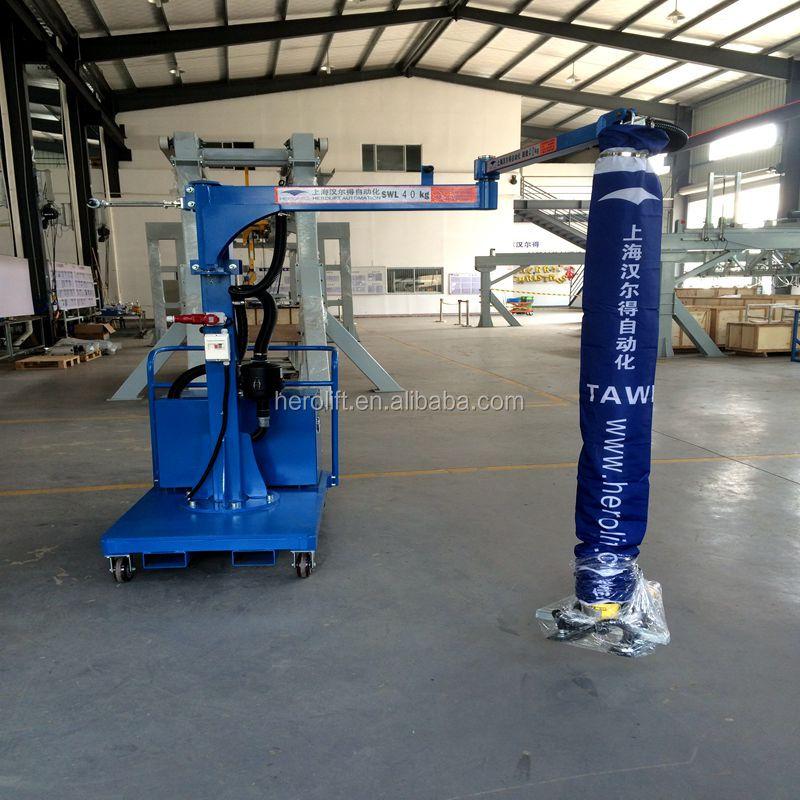 dispositivo de elevação de tubos / com tubo de vácuo