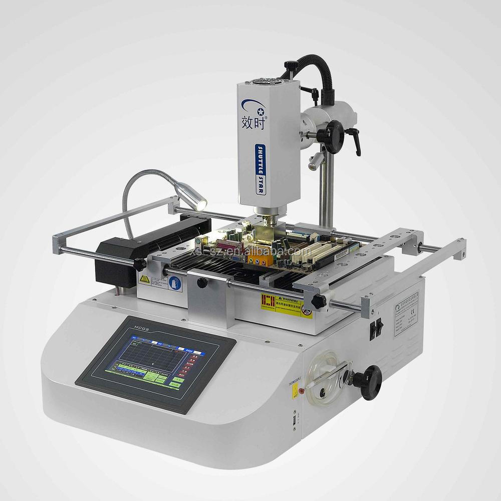 SP360C Economy Smart Interfaced IR / Hot-Air PCB BGA Repair Machine for motherboard Components IC Repair