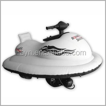 opblaasbare aquatic scooter voor kinderen as004. Black Bedroom Furniture Sets. Home Design Ideas