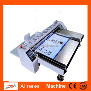 Electric Creasing Machine/A2 A3 size manual creasing and perforating machine