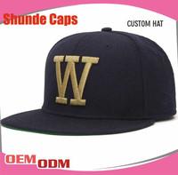 Wholesale 5950 Sequin Snapback Cap/Custom Flat Bill Snapback Cap
