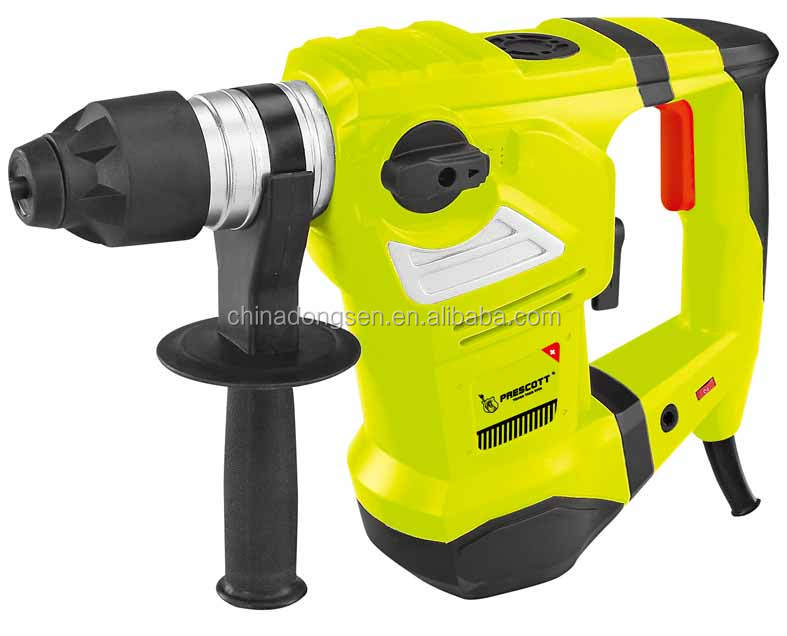 Prescott 1500W 36mm Rotary Hammer With High Quality