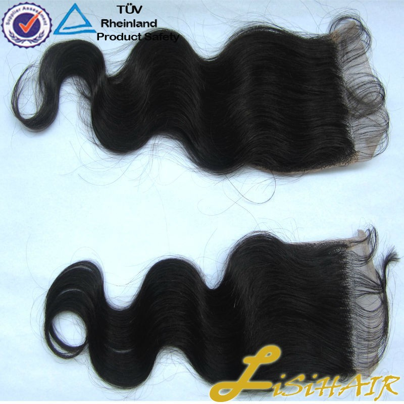 large stock fast delivery virgin remy quick opening closure