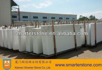 Chinese Decorative White Artificial Stone-white Crystallite Stone ...