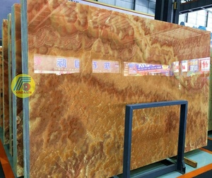 Chinese Supplier honey onyx slab price,gold marble tile,marble