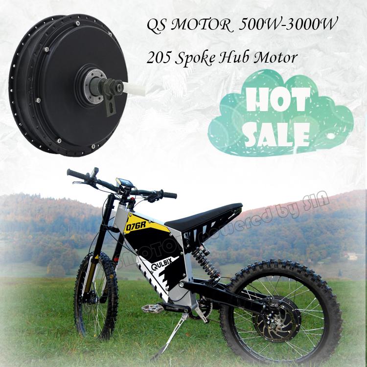 205 spoke motor