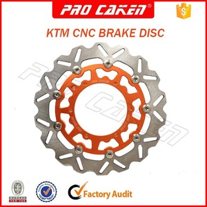 motorcycle floating brake discs for CRF SX250 SX450
