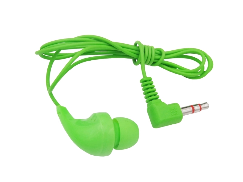 Free sample earphone for earphone with mic