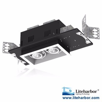 brand new 11dca 7e343 Best Sell Recessed Multiple Commercial Led Downlight 2 Lights Ul Etl - Buy  Commercial Led Downlight Ul Etl,Led Downlight,Multiple Led Downlight ...