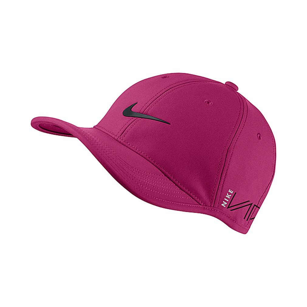 e11a059b Nike Ultralight Tour RZN/VAPOR Adjustable Golf Hat/Cap, Sport Fuchsia/Black