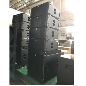 Audio sound system TH-210 used line array speakers