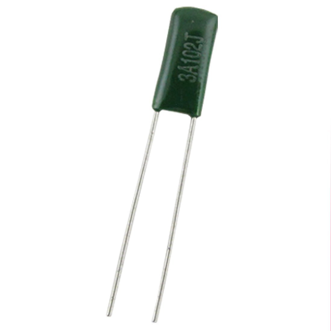 Aexit 1000pF 100V Passive Components 5% Mylar Polyester Film Capacitors(Bag Capacitors of 50)