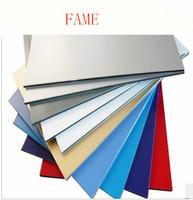 Decorative wall aluminium composite sheet,aluminum composite board