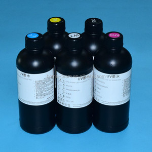 UV offset printing ink For Epson DX5 F187000 UV Curing Ink For Epson Stylus Pro 7880