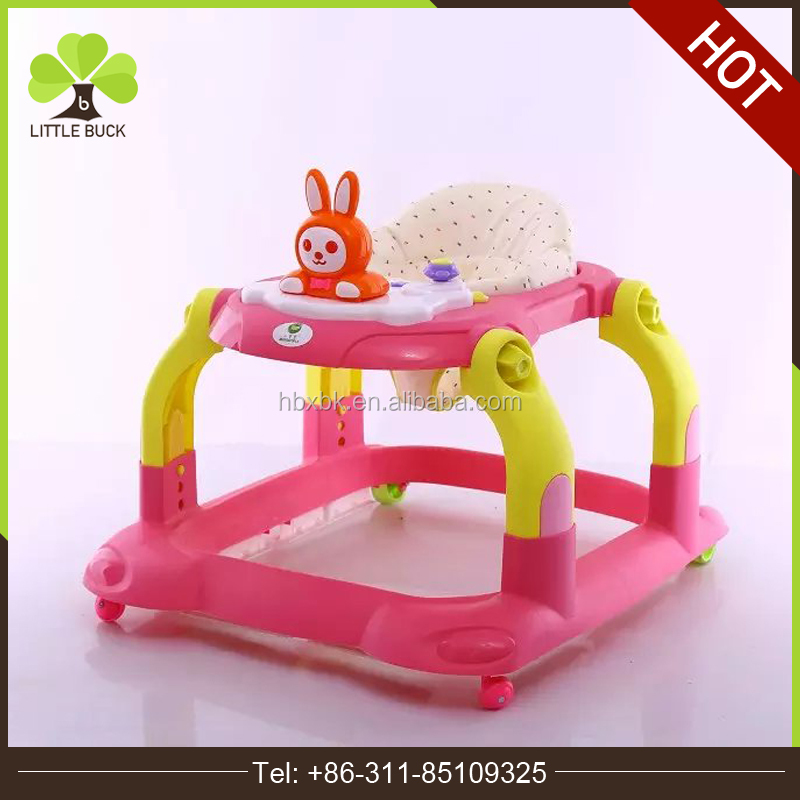 2017 popular unique baby walker factory supply hot sale new model online offer baby walker for big babies
