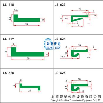 Conveyor wear strip