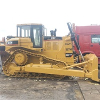 90% new condition competitive price used caterpillar d7H bulldozer with good working condition for SALE