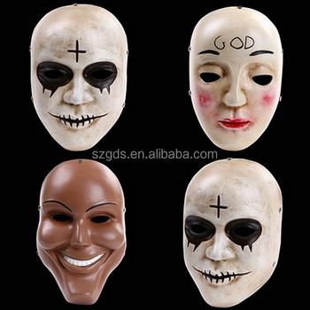 The Purge Halloween Costume