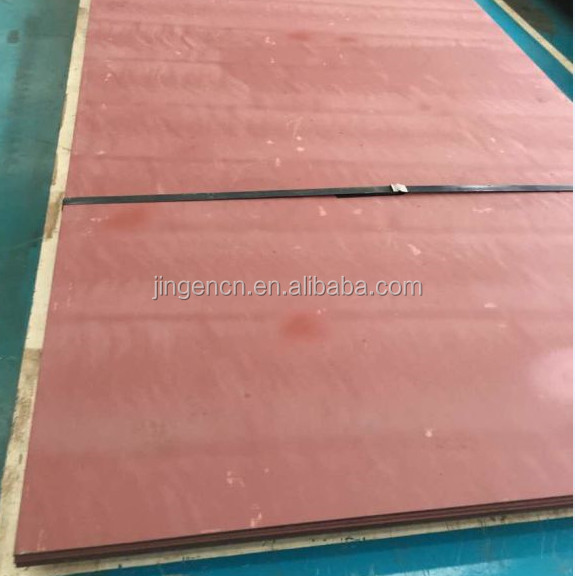 450HB bucket manufacturing construction wear resistant steel plate