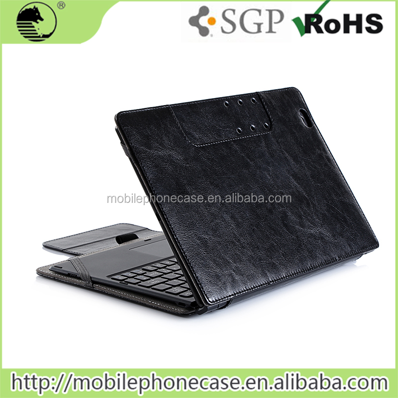 customize logo PU leather laptop sleeve for Sony Z4 10.1