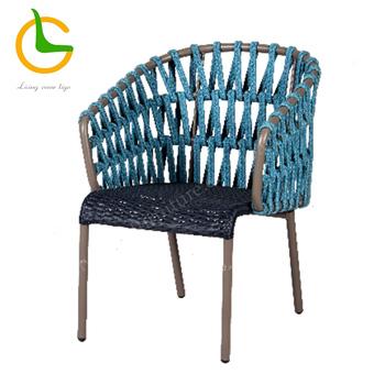 Rope Patio Furniture.Comfortable Stackable Aluminum Rope Patio Chairs Buy Kd Patio Chairs Inexpensive Patio Chairs Single Patio Chairs Product On Alibaba Com