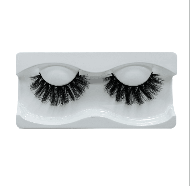 OEM Eyelashes 3D Mink Lashes Natural Handmade Volume Soft Lashes Long Eyelash Extension Real Mink Eyelash For Makeup